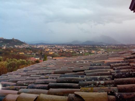 Bonea (a small town in Campagnia, Italy)